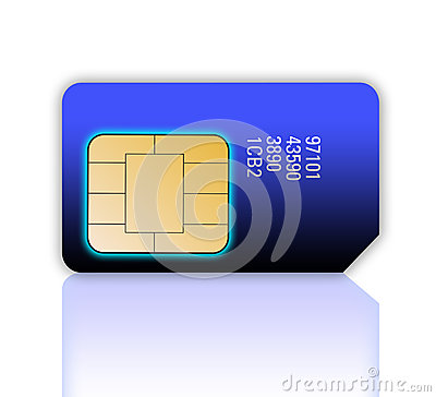Mobile Phone Sim Card
