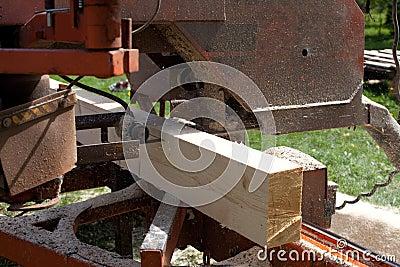 Mobile Sawmill