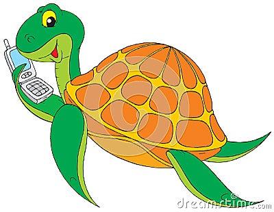 Mobile turtle