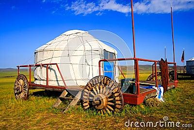 Mobile Yurt