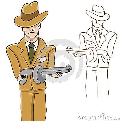 Mobster Man