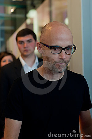 Moby Editorial Stock Image