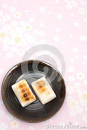 Mochi(Japanese rice cakes)