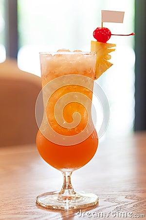 Free Mocktail Drink Stock Images - 34824724