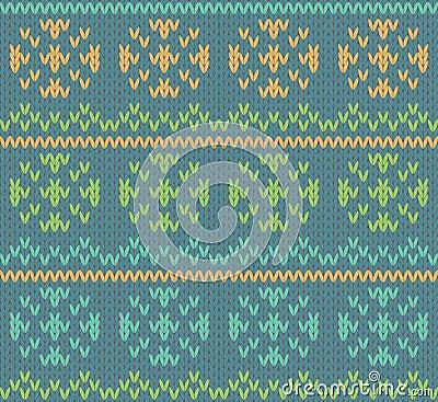 Modèle de Knit