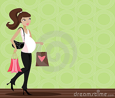 Mod Mama To Be