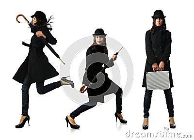 Moda szpieg