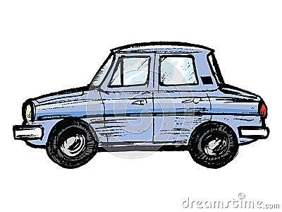 Model of car