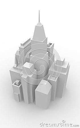Model Cityscape