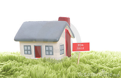 Model of  detached house