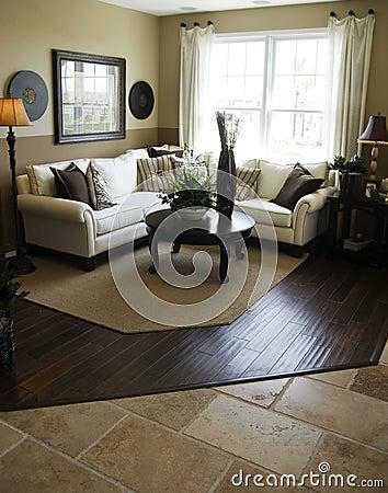 Model home interior design stock images image 2061314