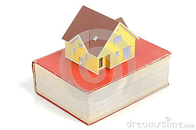 Model house and dictionary