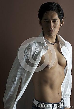 Model mâle 13