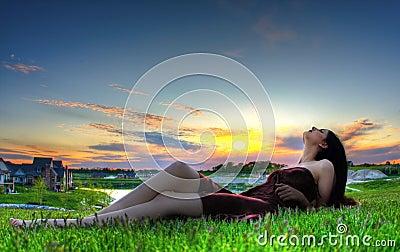 Model relaxing