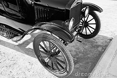 Model T Auto Detail