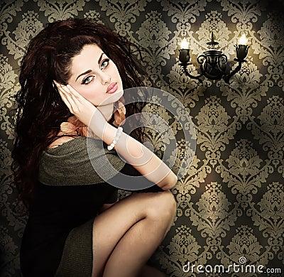 صور لملكة جمال ايران عارضة