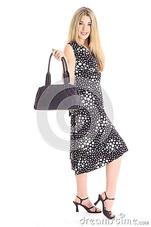 Modeling a purse