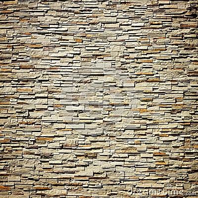Parete di pietra decorativa fotografia stock   immagine: 11864040