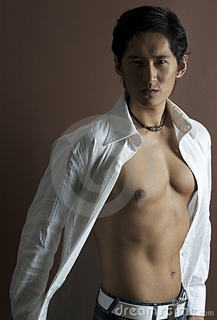 Modello maschio 13