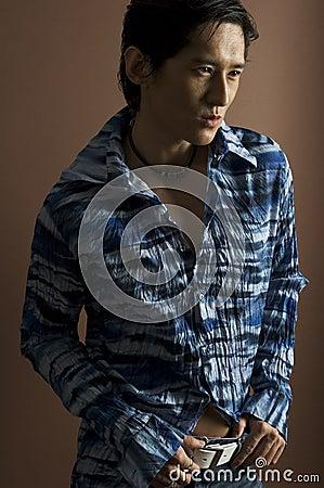 Modello maschio 17