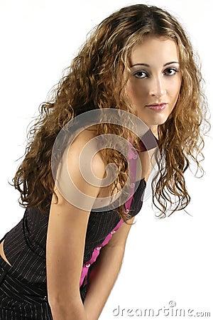 Modelo adolescente 3