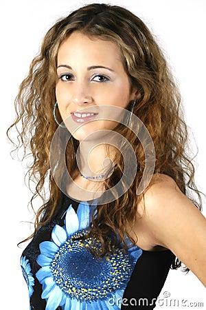 Modelo adolescente 4