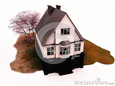 Modelo da propriedade comercial