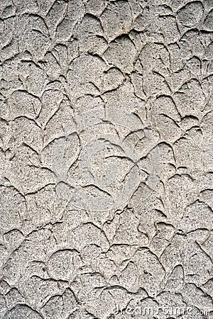 Modelo texturizado del yeso de la pared