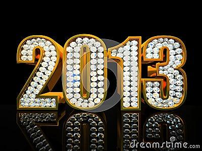 Modern 2013 year