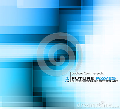 Modern Abstract background for Flyer Designs, Brochure layouts Vector Illustration