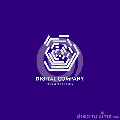 Free Modern Abstract Vector Logo Or Element Design. Best For Identity And Logotypes. Simple Shape. Royalty Free Stock Image - 87646026