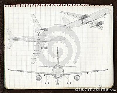 Modern aircraft 1