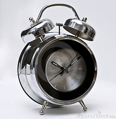 Free Modern And Design Alarm Clock Royalty Free Stock Images - 9511569