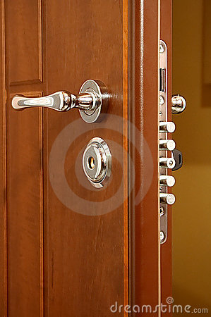 Free Modern And Safe Lock Stock Images - 3167784