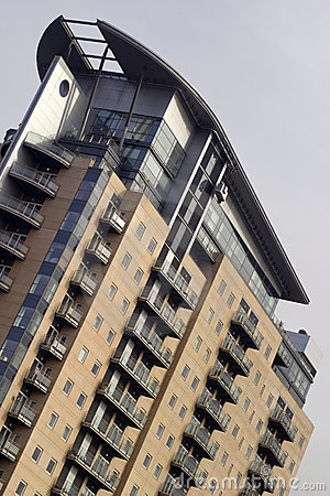 Modern Apartments Salford Quays, Manchester
