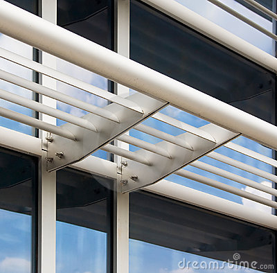 Free Modern Architectural Detail. Royalty Free Stock Images - 3877979