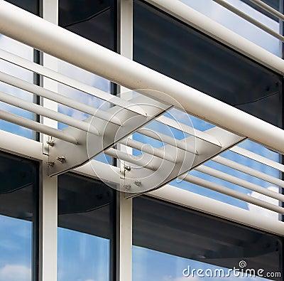 Modern Architectural Detail.