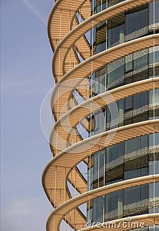Free Modern Architecture Royalty Free Stock Photo - 225595