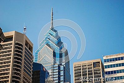 Modern Architecture Against Blue Skies Free Public Domain Cc0 Image