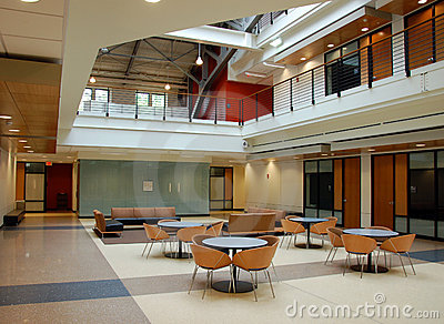 Modern Architecture - Atrium