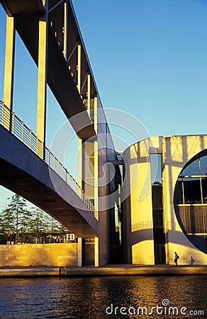 Modern architecture in Berlin