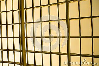 Modern Architecture glass dome
