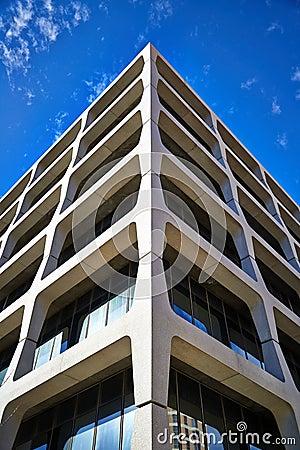 Modern architecture in kansas city stock photo image for Office design kansas city