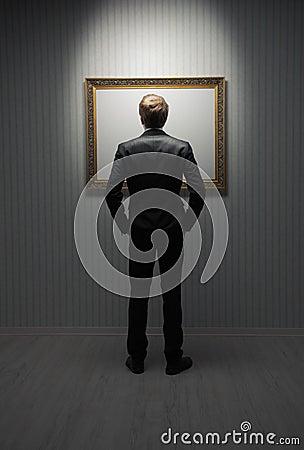 Modern art.