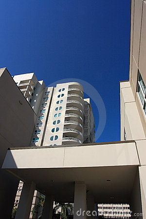 Free Modern Art Deco Architecture Royalty Free Stock Photos - 4662298