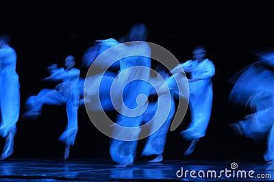 Modern ballet.