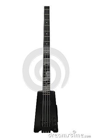 Modern Bass Guitar
