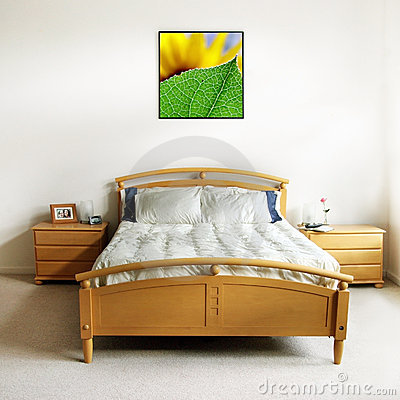 Free Modern Bedroom Stock Photos - 285993