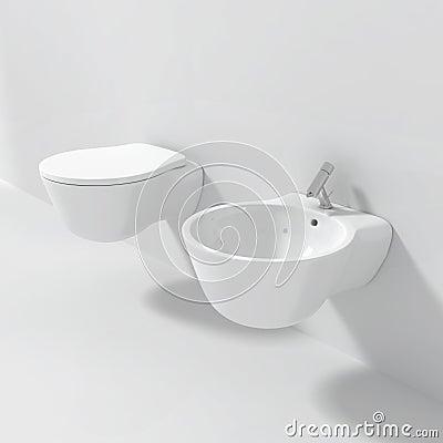 Modern Bidet Toilet Seat