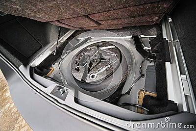 Modern bil